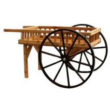 Peddlar Cart - Cedar