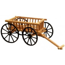 Pumpkin Wagon - Cedar