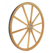 Light Aluminum Hub Wheel - 24""