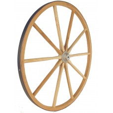 Light Aluminum Hub Wheel - 28""