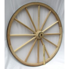 Regular Wood Hub Wheel - 36""