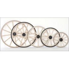 Sealed Bearing Carriage Wheels (0)