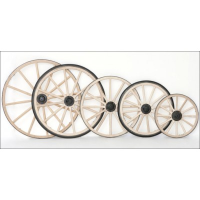 Sealed Bearing Carriage Wheels